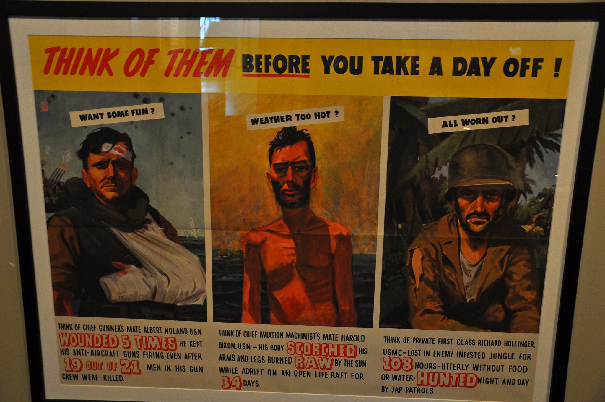 Η Προπαγάνδα στο Δεύτερο Παγκόσμιο Πόλεμο
