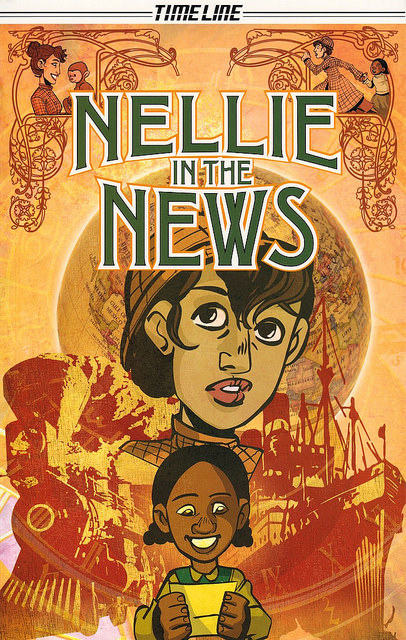4. NELLIE BLY