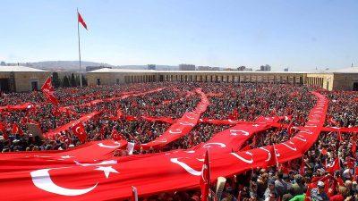 Η Τουρκία δεν θα επιστρέψει στην αγκαλιά της Δύσης