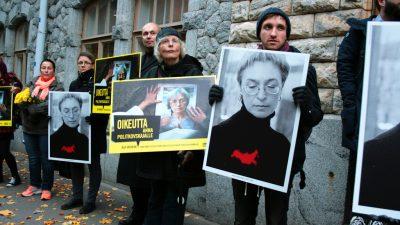 Η ζωή και ο θάνατος της  Αννα Πολιτκόφσκαγια