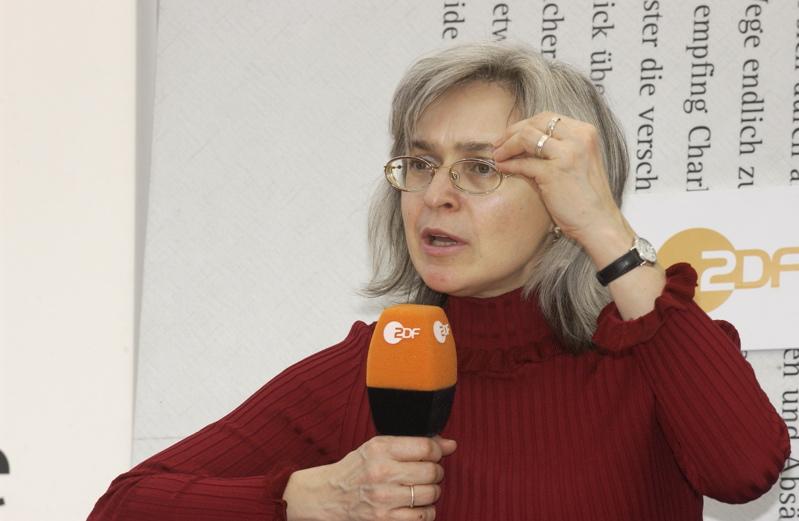 5. Αννα Πολιτκόφσκαγια