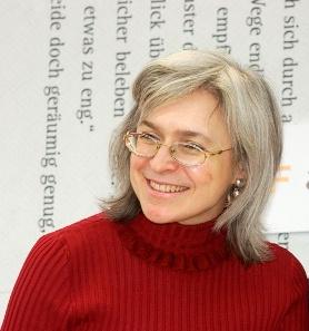 3. Αννα Πολιτκόφσκαγια