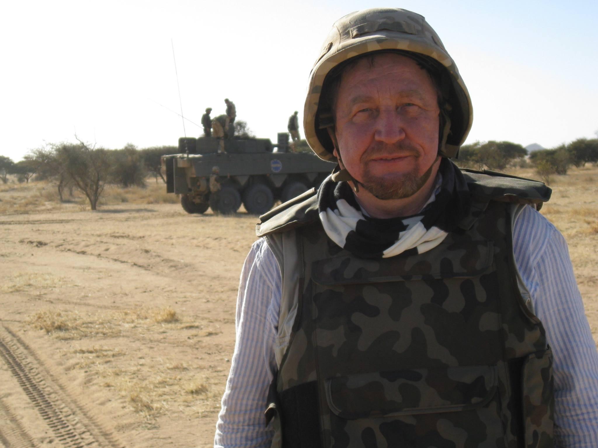 Αλεξάντρ Μινέγιεφ: ένας γνήσιος δημοσιογράφος αφηγείται…