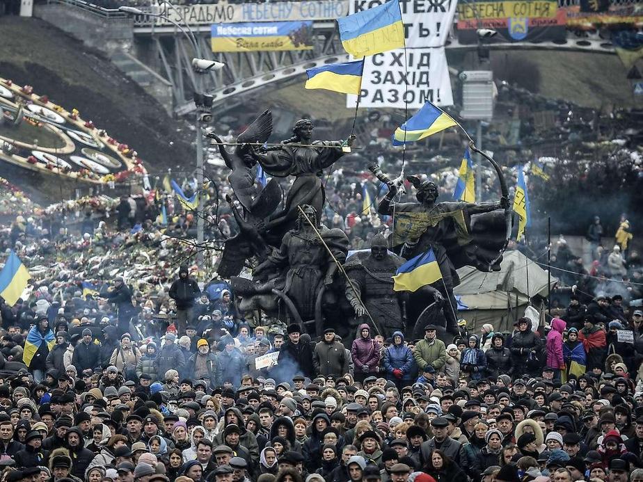 Η ελευθερία των ουκρανικών ΜΜΕ εν κινδύνω