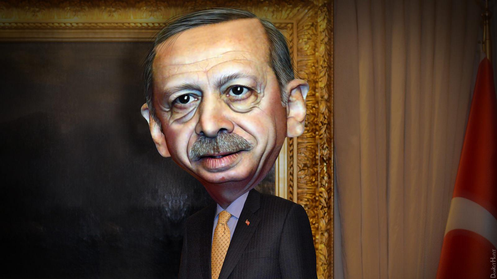 Αποκρυπτογραφώντας τον Ερντογάν