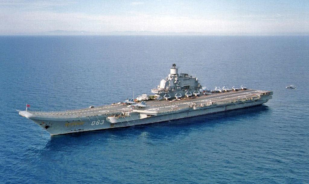 Κορίτσια… ο Ρωσικός στόλος!