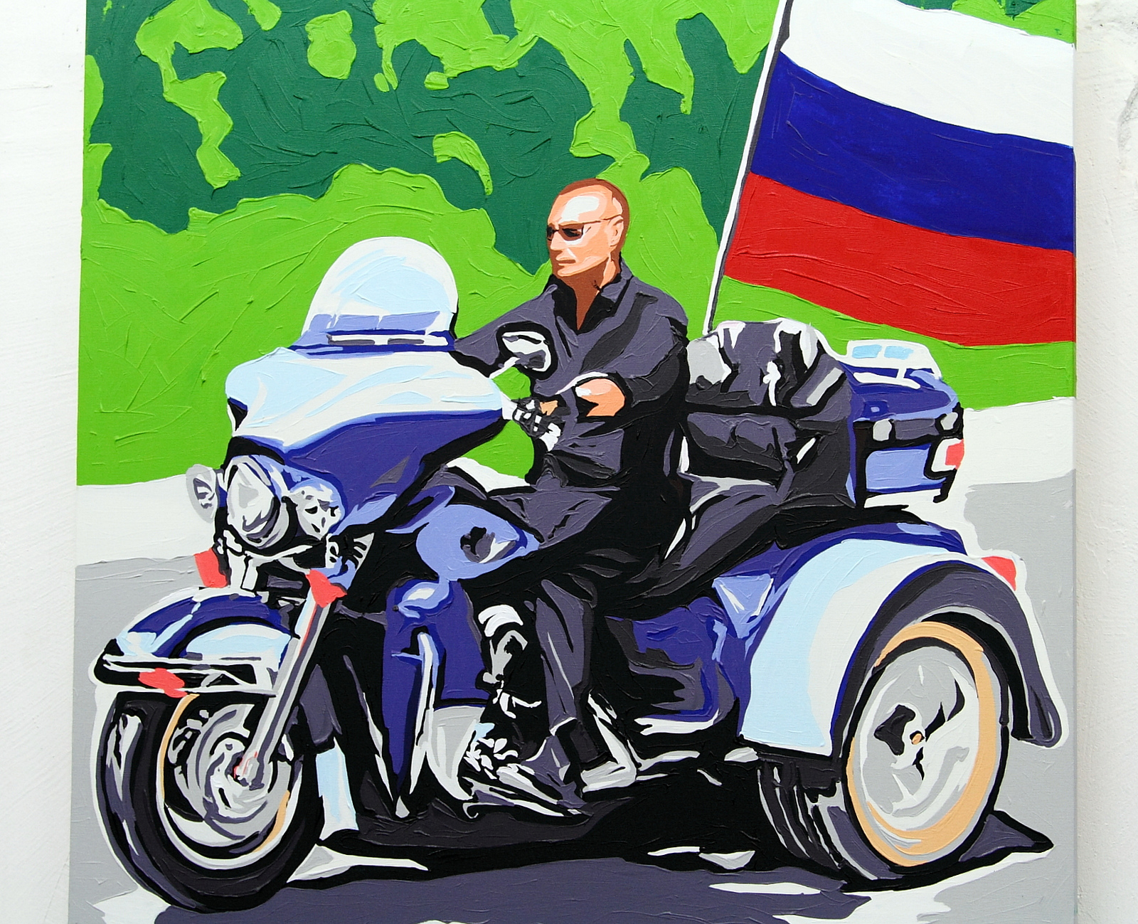 Ρωσία και άκρα Αριστερά στην Ευρώπη