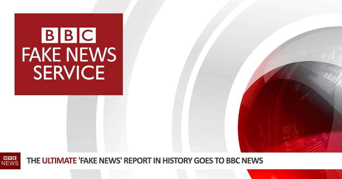 Ομάδα κρούσης από το BBC εναντίον των ψεύτικων ειδήσεων!