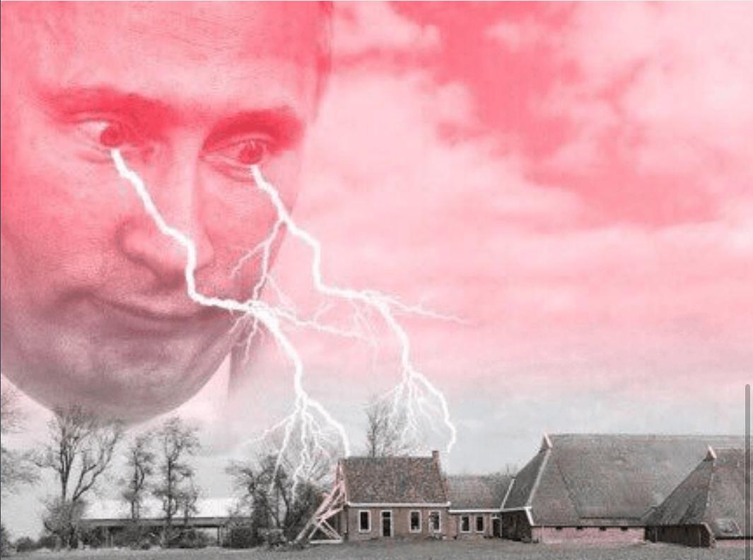 Η Ρωσία επιτίθεται στη Δύση