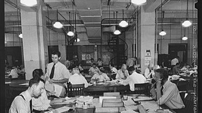 1942: Αρχειακό φωτογραφικό υλικό από τα γραφεία των New York Times