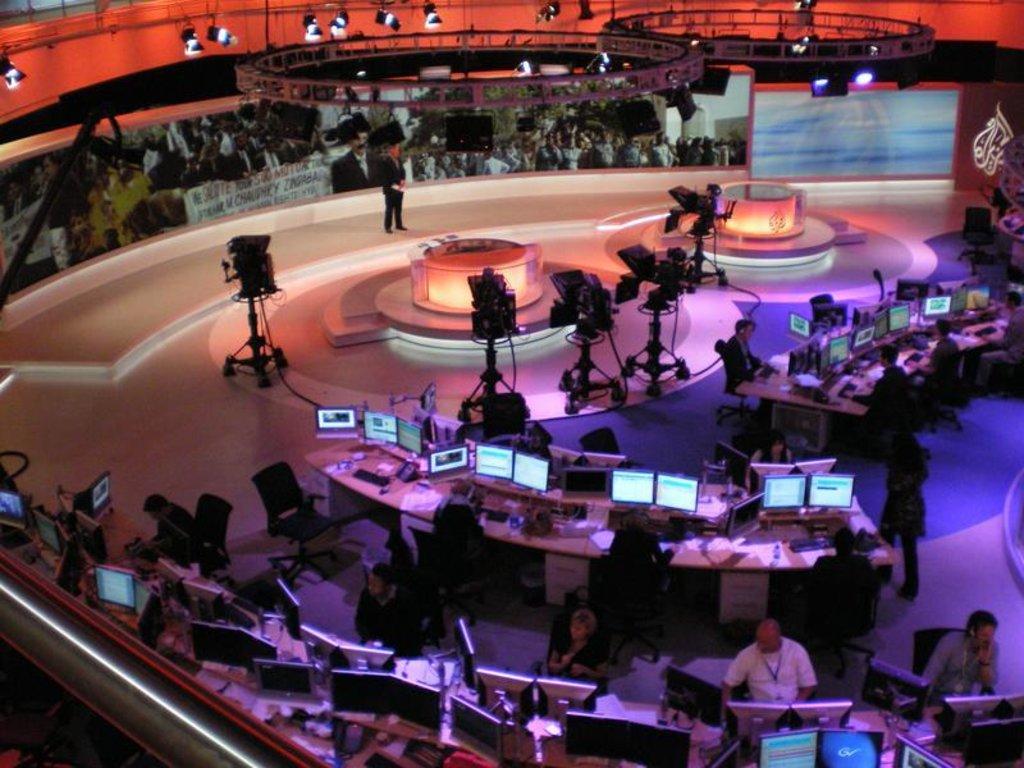 Al Jazeera: Το πιο μισητό και αγαπητό δίκτυο στη Μέση Ανατολή