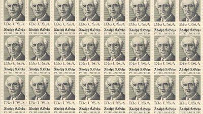 Adolph Simon Ochs: Ο πραγματικός ιδρυτής των New York Times