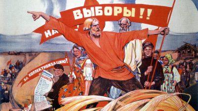 Η κάλυψη του λιμού της Ουκρανίας (1932-33) από τα δυτικά ΜΜΕ