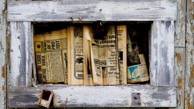 Πόση δημοσιογραφία καταναλώνουμε σήμερα;
