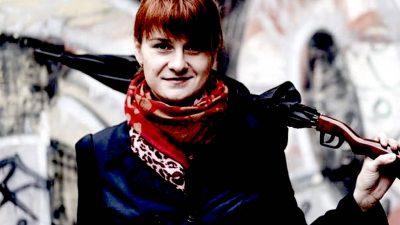 Όπλα, καλλονές και κατασκοπεία: ποιά είναι η Μαρία Μπούτινα;
