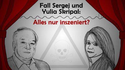 Η υπόθεση Skripal, το δηλητήριο Novichok και τα Media