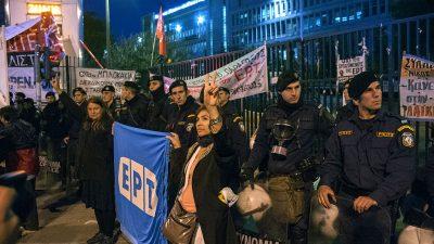 Οι καταγγελίες του Γιώργου Θαλασσινού για τις διαδικασίες στην ΕΡΤ