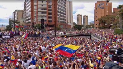 Ανθρωπιστική βοήθεια στη Βενεζουέλα από τις ΗΠΑ