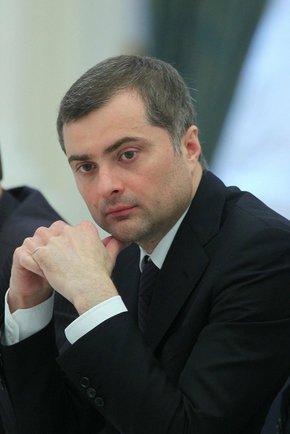 Vladislav Surkov 7 May 2013