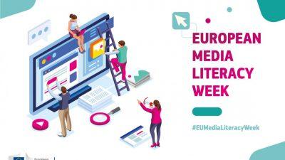 Ευρωπαϊκή Εβδομάδα Παιδείας στα Μέσα  #EUMediaLiteracyWeek 18-22 Μαρτίου 2019
