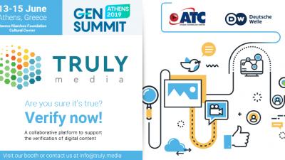 Η ATCσυναντά την παγκόσμια δημοσιογραφική κοινότητα στο GENSummit2019