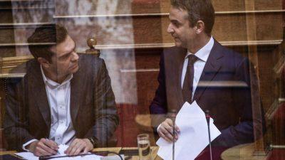 Οι ελληνικές εκλογές και τα ξένα μέσα ενημέρωσης
