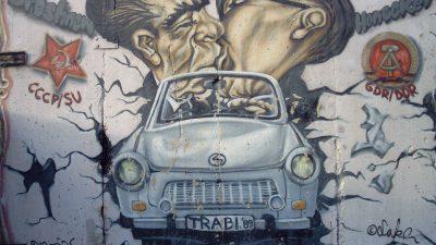 Πώς είδαν τα ΜΜΕ την πτώση του Τείχους του Βερολίνου