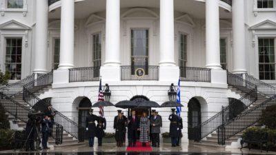 Η… ενδεκάδα των ελλήνων πρωθυπουργών στον Λευκό Οίκο