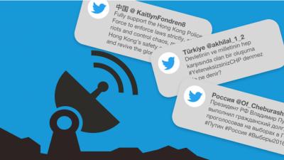 32.242 προπαγανδιστικούς λογαριασμούς διέγραψε το twitter