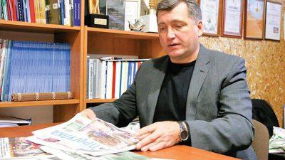 Συνέντευξη με τον πρόεδρο της Ένωσης Δημοσιογράφων Λευκορωσίας