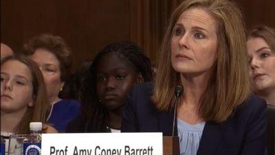 Η σημασία της Έ. Κ. Μπάρετ στο Ανώτατο Δικαστήριο των ΗΠΑ(βίντεο)