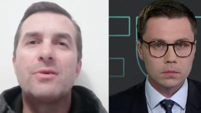 Ο δικηγόρος δεν μπορεί να δει τον Προτάσεβιτς. Ο δημοσιογράφος του κρατικού καναλιού ναι…
